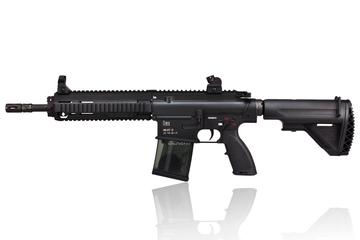 Karabin ASG Heckler & Koch HK417 D elektryczny