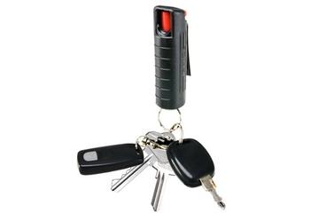 Gaz pieprzowy Walther Pro Secur 16 ml z obud. do kluczy