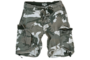 szorty SURPLUS VINTAGE SHORTS WASHED - Urban