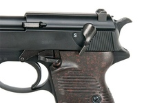 Pistolet ASG Walther P38 green gas