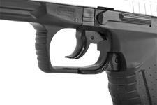 Pistolet ASG Walther P99 chrom sprężynowy