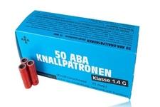 Race Aba Knallpatronen - hukowe 50szt klasa 1.4