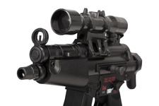 Pistolet maszynowy ASG Heckler & Koch MP5 SET elektryczny