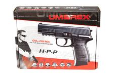 wiatrówka - pistolet UMAREX HPP