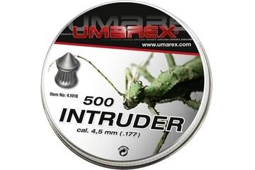 śrut 4,5 mm UMAREX INTRUDER - 500 szt.