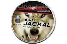 śrut 4,5 mm UMAREX JACKAL - 500 szt.