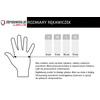 rękawice taktyczne Pro Magnum OG 32 czarne