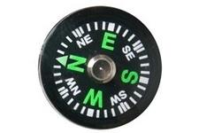 Kompas Survivalowy (guzikowy) BCB