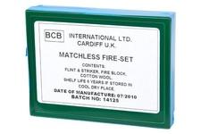 Krzesiwo - zestaw do rozpalania ognia BCB
