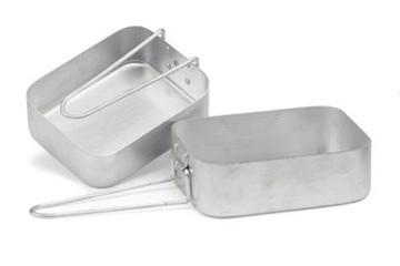 Menażka aluminiowa BCB