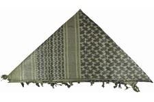 arafatka - shemagh BCB olive green
