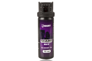 Gaz pieprzowy KOLTER GUARD-MAX 75 ml żel