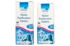 Tabletki do odkażania wody BCB