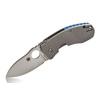 Nóż Spyderco C158TIP TECHNO FOLDER TI/XHP