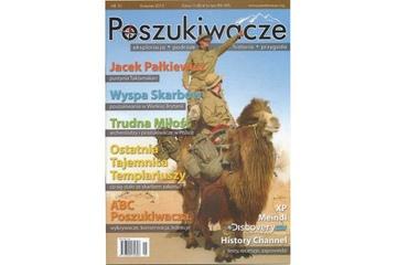 Magazyn POSZUKIWACZE - Kwiecień 2013