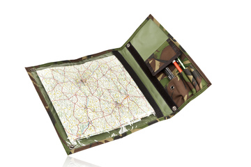 """Pokrowiec na mapę BCB """"Infantry Map Case CAMO"""""""