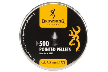 śrut 4,5 mm BROWNING szpic 500szt.