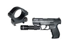 Montaż do latarki Walther Tactical 22mm - 2 szt.