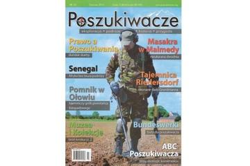 Magazyn POSZUKIWACZE - Czerwiec 2013