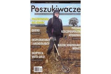 Magazyn POSZUKIWACZE - Październik 2013