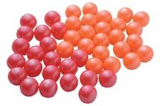 Kule z farbą (paintballowe) RAM kal.43 Pomarańczowe, opakowanie 100 szt.