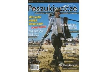 Magazyn POSZUKIWACZE - Wrzesień 2013