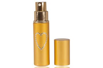Gaz pieprzowy KOLTER GUARD imitacja szminki 10ml złoty